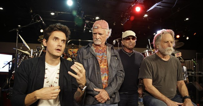 Singer-songwriter John Mayer gushes about The Grateful Dead