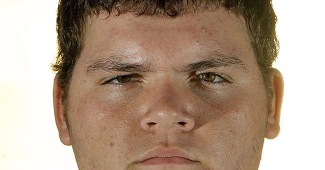 Meet John Krahn, 7-foot, 400-pound high school lineman