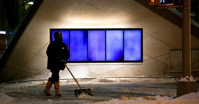 Cuomo, de Blasio, defend strict NYC storm regulations