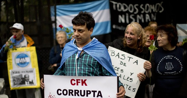 Aide says Argentine prosecutor didn't trust security detail