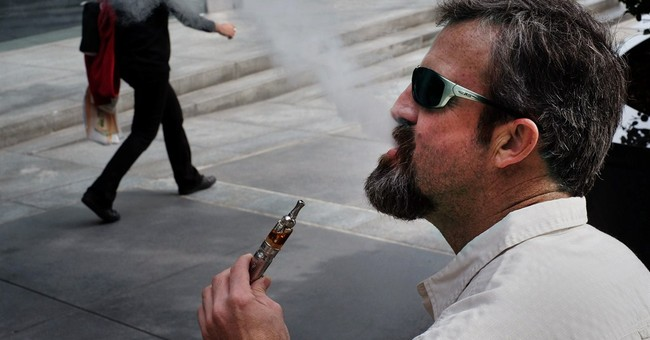 California declares electronic cigarettes a health threat