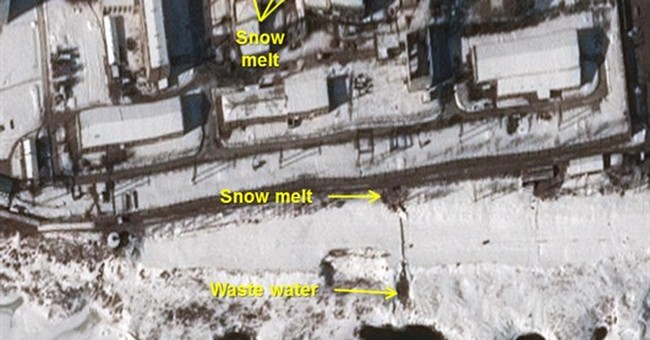 North Korea may be restarting nuke plant: US institute