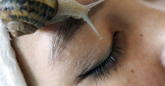 Snails slither into spa scene in Thailand and around world