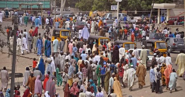 Extremists attack biggest city in northeast Nigeria