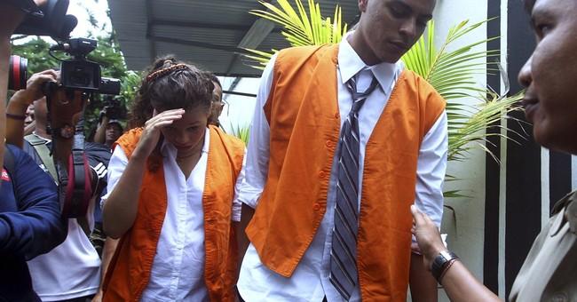 Indonesia prosecutor: Americans' murder trial should proceed
