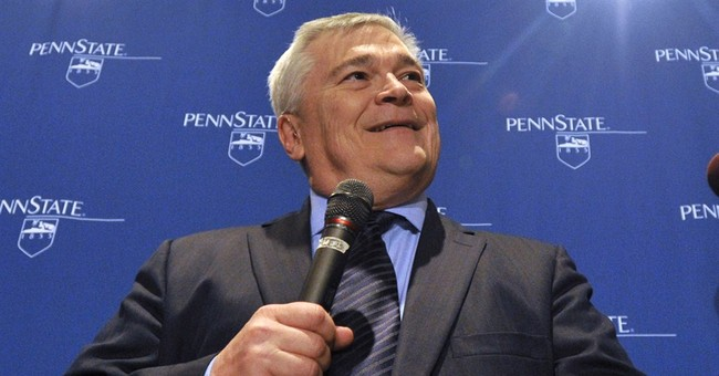 Penn State president: Freeh acted like prosecutor in review