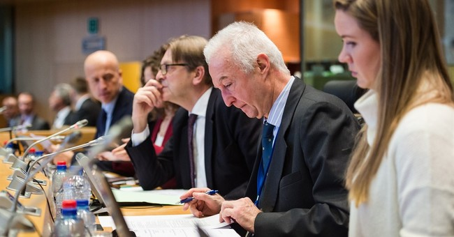 EU centers on passenger data in anti-terror fight