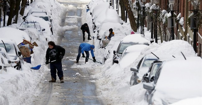 2 more rounds of snow could be headed to New England