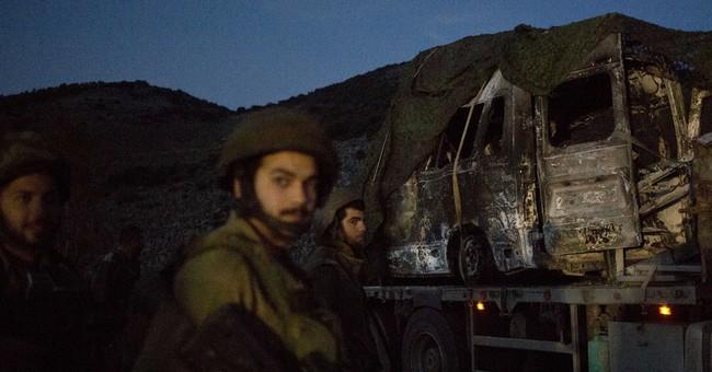 Hezbollah fires missile salvo, killing 2 Israeli soldiers