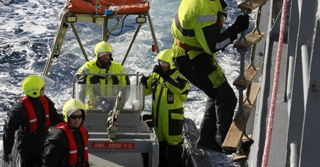 Human smugglers turn to cargo ships to ferry fleeing Syrians