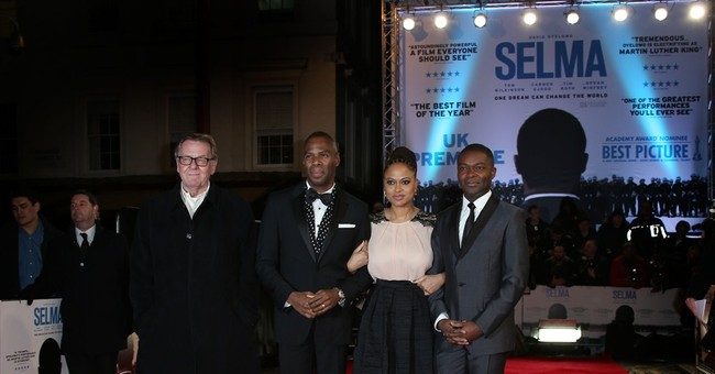 """'Selma' star supports Cumberbatch over """"colored"""" comment"""