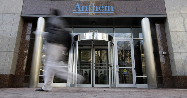 Anthem raises dividend almost 43 pct, tops 4Q forecasts