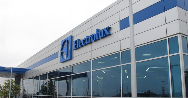 Electrolux swings to profit despite sagging income in US
