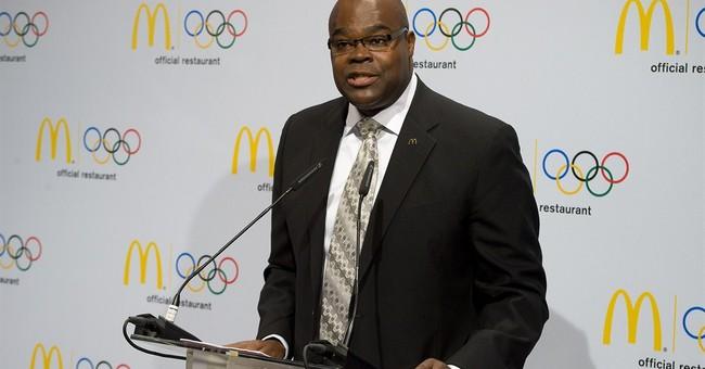 McDonald's CEO steps down as sales decline