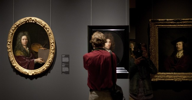 17th century 'selfies' show at Dutch museum the Mauritshuis