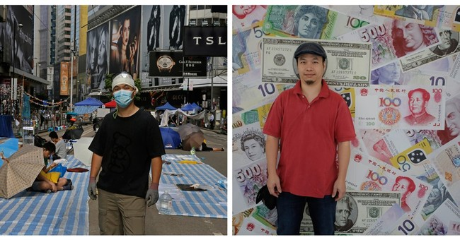 A year on, mixed views on what Hong Kong protests achieved