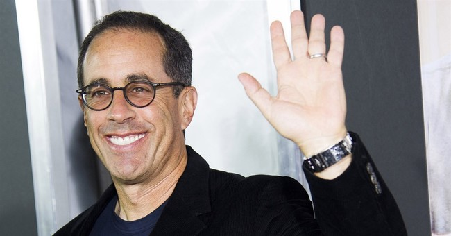 Q&A: Seinfeld finds new 'space and place' with Web series