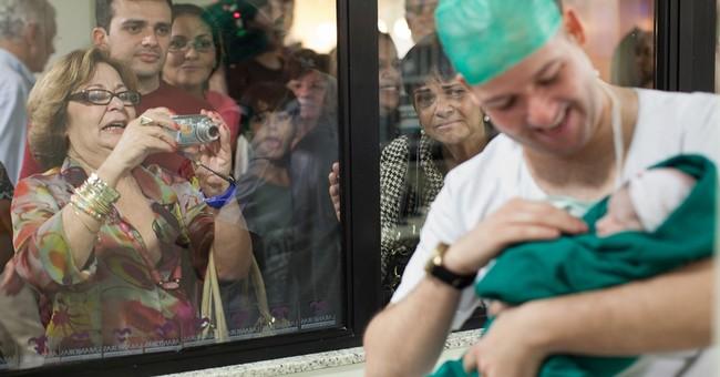 Luxury birthing clinics spur cesarean 'epidemic' in Brazil