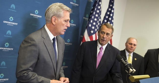 House conservatives oppose McCarthy, search for alternative