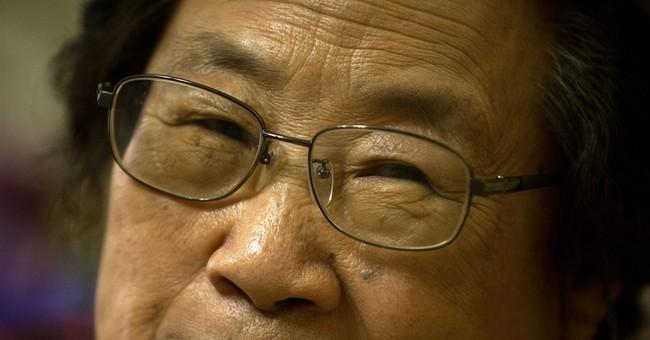 AP Interview: Secret project wins Chinese scientist a Nobel