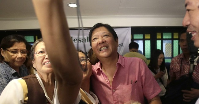 Dictator's son says Filipinos care less about Marcos abuses