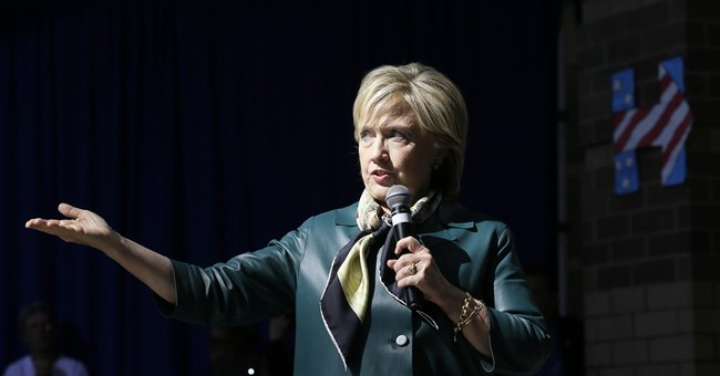 Clinton says jail was 'right thing' for Kentucky clerk