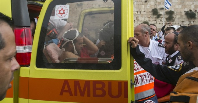 Anxious Israelis told to be on alert amid wave of attacks