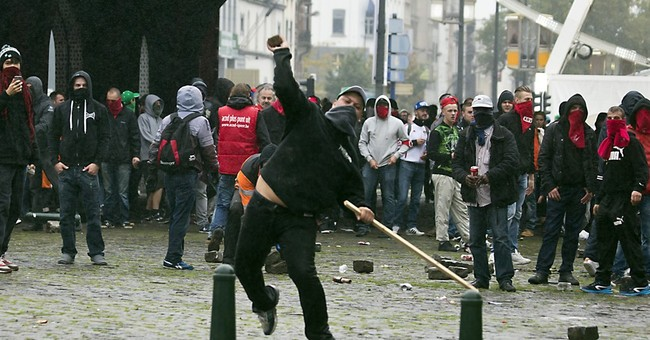 Belgian government faces big protests over austerity