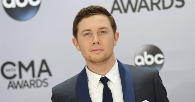 Country singer Scotty McCreery to write autobiography