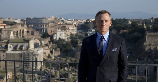 Actor Daniel Craig: I'm over James Bond