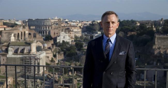 Actor Daniel Craig: I'm over James Bond