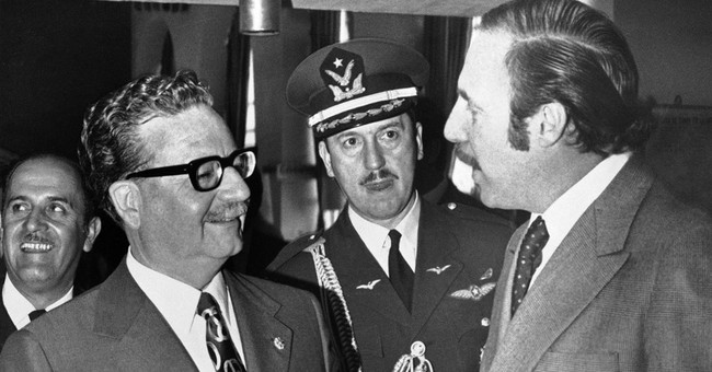Declassified US docs reveal Pinochet ordered killing in US