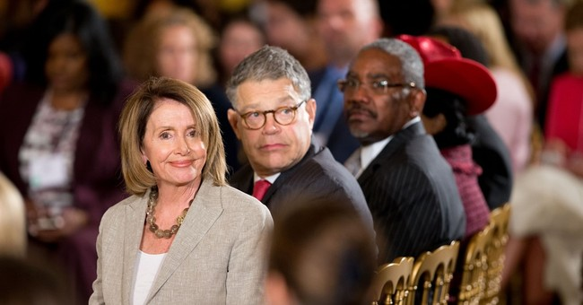 Al Franken working on book about his years in Washington