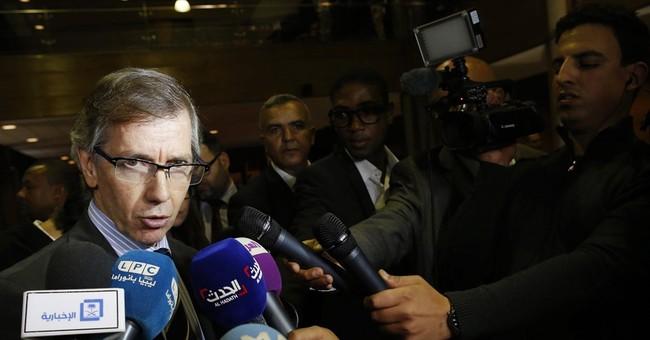 UN announces Libya unity government; 2 sides must OK names