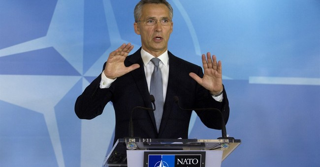 NATO talks tough on Russia in Syria, with scant action