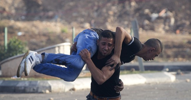 Israeli leader calls for calm amid spiraling attacks