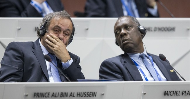 In Hayatou, FIFA gets another controversial strongman
