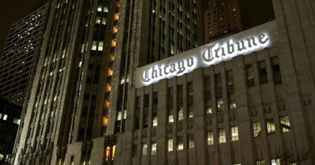 A look at Chicago's Tribune Tower as it goes up for sale