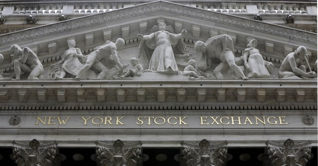 US stocks open higher, on track for best week this year