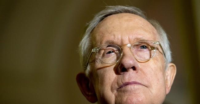 US Sen. Harry Reid suing exercise band maker over eye injury