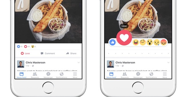 Beyond 'Like:' 6 ways you might soon emote on Facebook