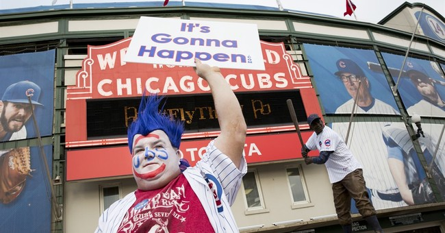 Chicago Cubs give their longest-suffering fans a bit of hope