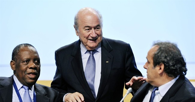 Associate says Blatter hopes to be back within 10 days