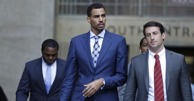 Jury deliberating in trial of Atlanta Hawks' Thabo Sefolosha