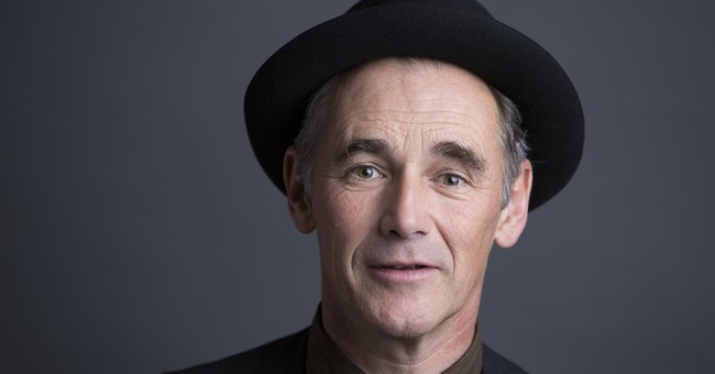 Rylance, Shakespearean maverick, catches Spielberg's eye