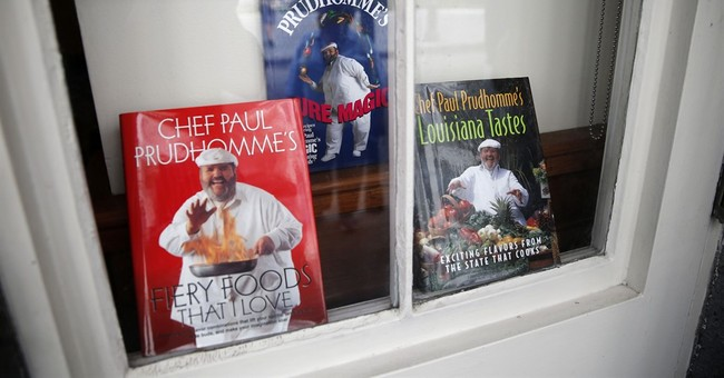 Chef Paul Prudhomme, who popularized Cajun fare, dies at 75
