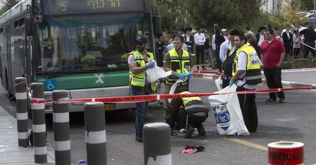 The Latest: Palestinians meet UN official to protest attacks