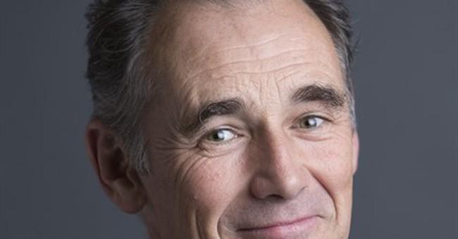 Rylance, Shakespearean maverick, catches Spielberg's eye