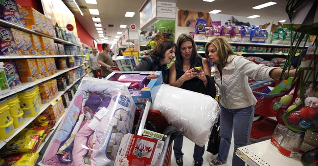 Holiday sales seen rising 3.7 percent