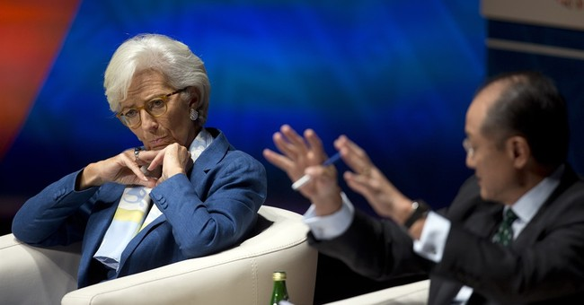 IMF Chief: We're cooked if we fail on climate change